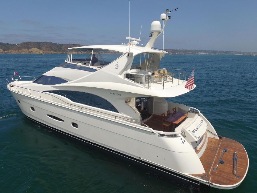 Marquis 65 Yacht for sale in San Diego