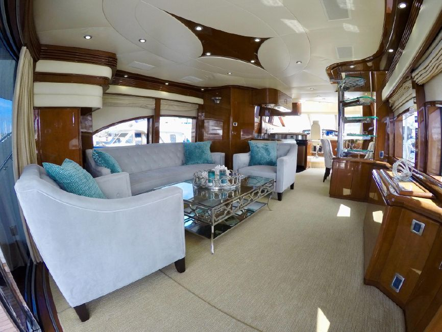 Marquis 65 Luxury Yacht for sale in San Diego