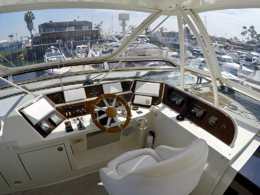 Marquis 65 Power yacht for sale in San Diego