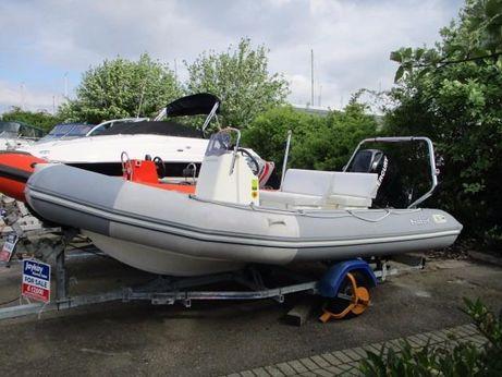 2009 Bombard Explorer RIBSTER 500