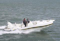 2001 Marlin Ribs 29 Inboard Cabin Version