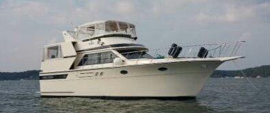 1989 Californian 45 Motor Yacht