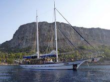 2003 Aegan Shipyard Goelette 27 Meters