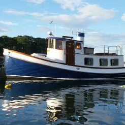 1986 Lord Nelson Victory Tug (Hull #48)