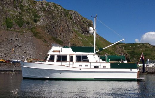 2003 Grand Banks 42 Classic