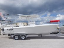 2020 Bluewater Sportfishing 2550