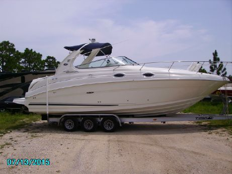 2006 Sea Ray Sun Dancer