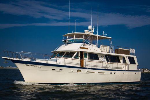 1983 Hatteras 70 ft Motoryacht