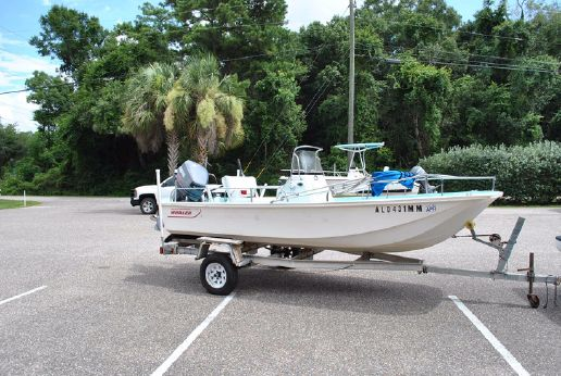 1970 Boston Whaler Montauk 17 CC