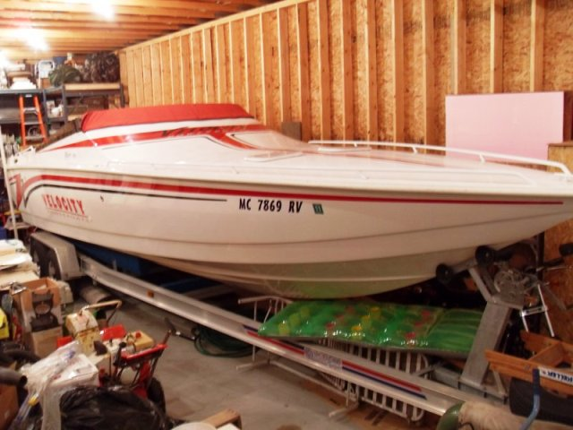 Fenton (MI) United States  city photos : 1997 Velocity 32 Power Boat For Sale www.yachtworld.com