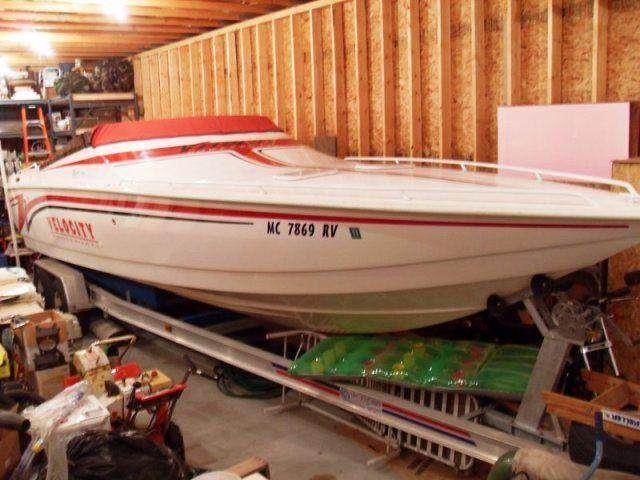 Fenton (MI) United States  City new picture : 1997 Velocity 32 Power Boat For Sale www.yachtworld.com