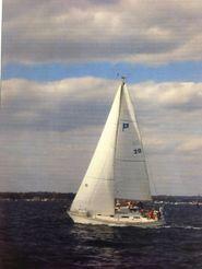 1987 Pearson 31