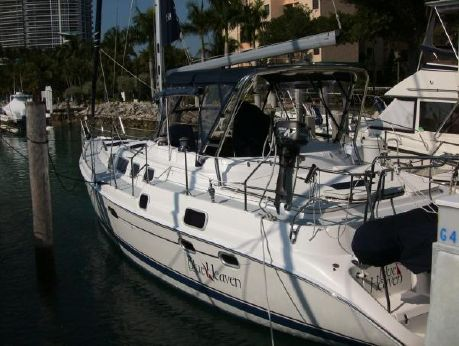 2002 Hunter Marine Passage 450