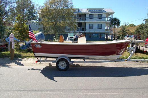 2015 Nantucket Boat Works 17 Nantucket Skiff