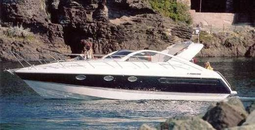 1998 Fairline Targa 37