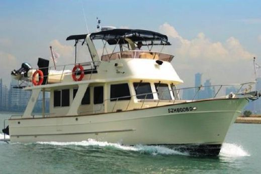 2011 Clipper Motor Yachts Heritage 40