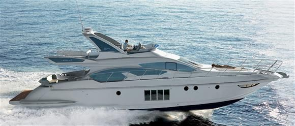 2013 Azimut 64 Fly Power Boat For Sale - www.yachtworld.com