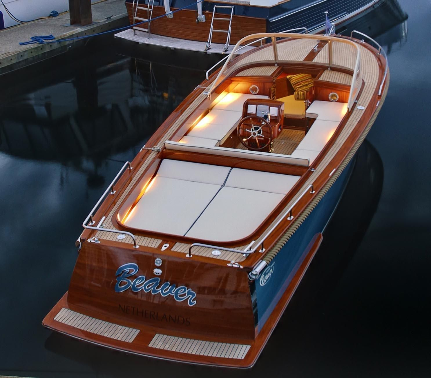 2016 Beaver Picnic Launch Power Boat For Sale Www