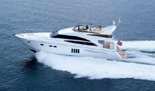 2009 Marine Projects princess 62