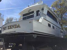 1991 Hatteras Cockpit Motor Yacht