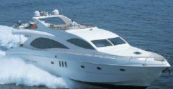 2015 Majesty Yachts 88