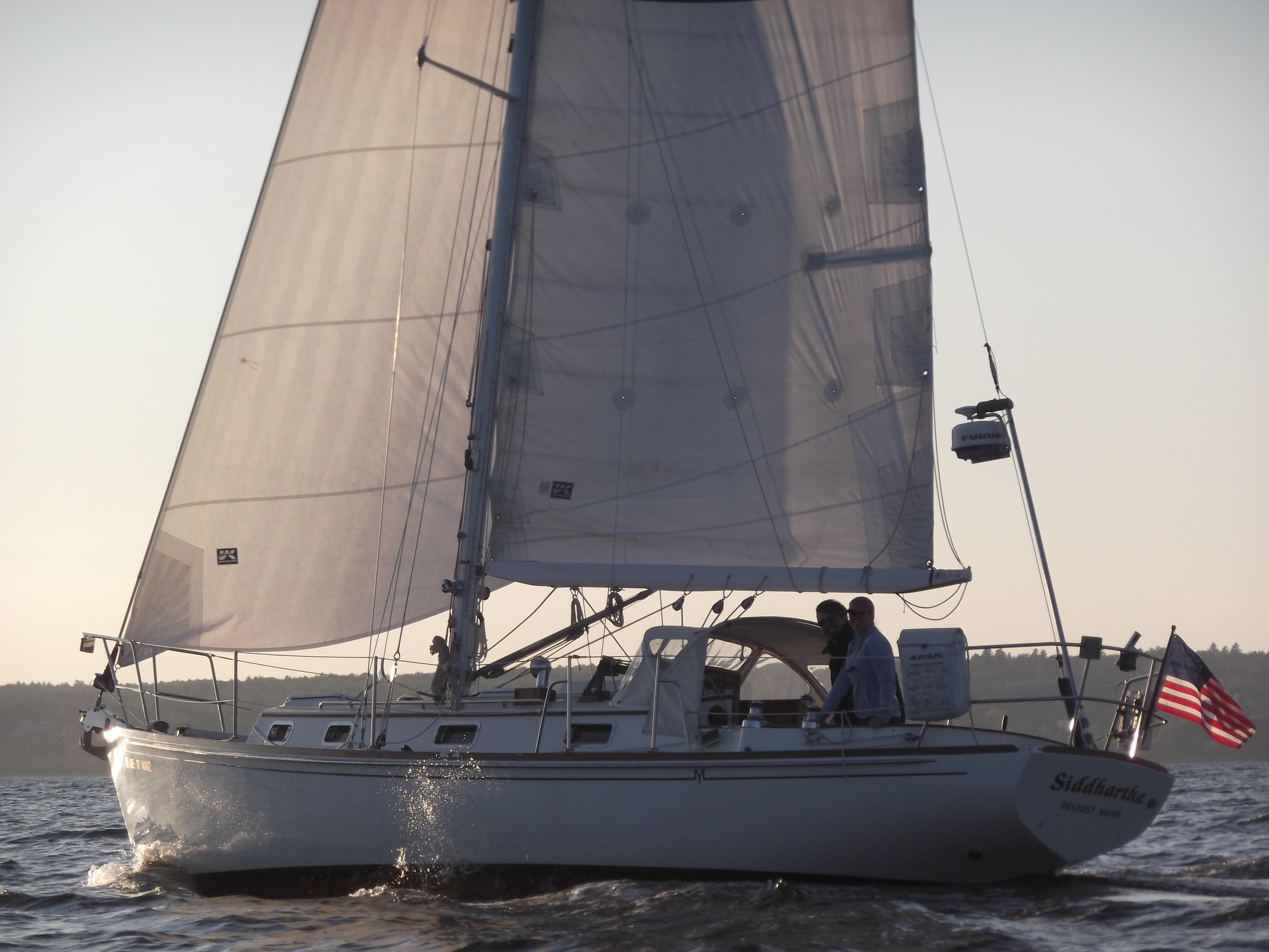 Morris Yachts Ocean Series 34, ME