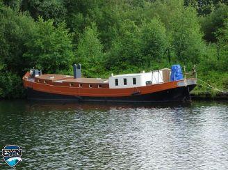 1897 Houseboat Peters Dedemsvaart Klipper