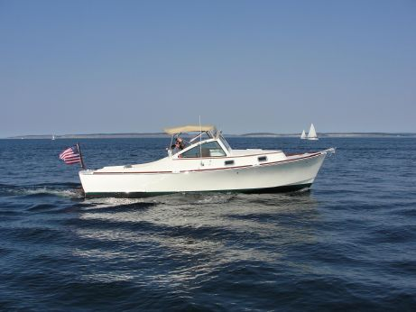2007 Landing School Arundel 27 Picnic Boat