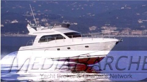 2003 Alpa Yachts 42