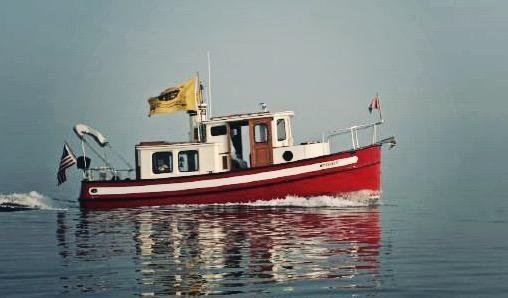 1984 Nordic Tug 26
