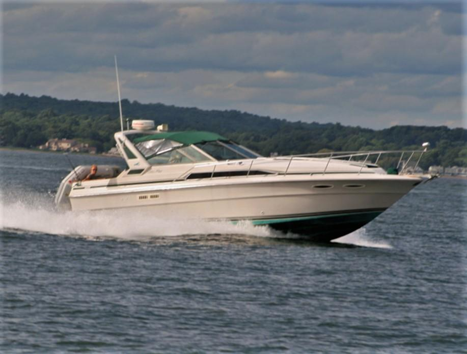 1987 Sea Ray Express Power Boat For Sale
