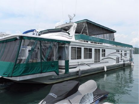 2001 Stardust Cruisers 16' x 78' Houseboat