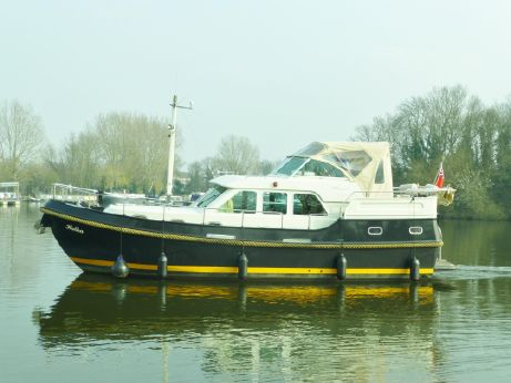 2003 Linssen GRAND STURDY 380 Dutch Steel Cruiser