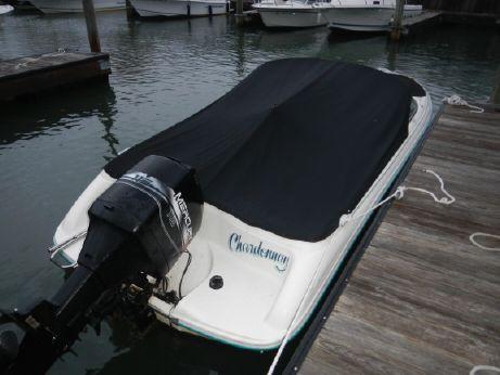 1997 Sea Ray 17 Bowrider