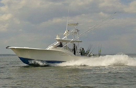 2003 Out Island 38 Express Fisherman