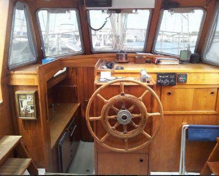 1987 Siltala Nauticat 38