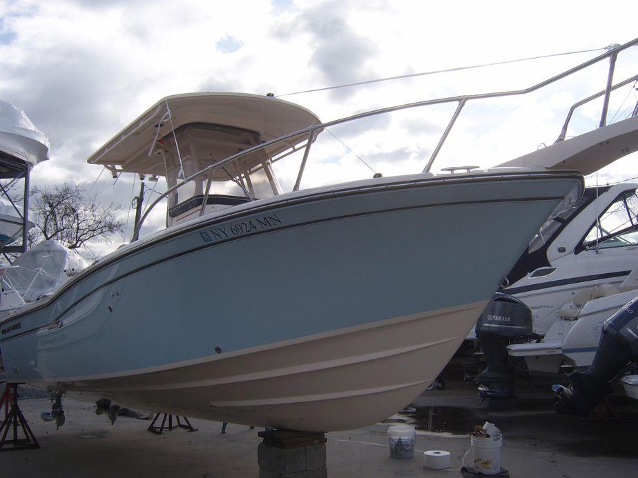2018 Grady-White Fisherman 257 Power Boat For Sale - www