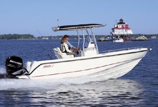 2008 Boston Whaler 210 Outrage