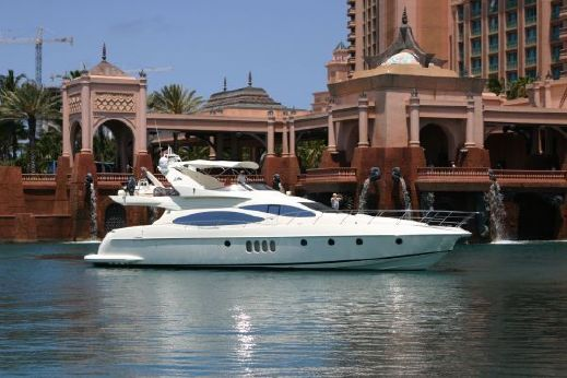 2004 Azimut 68' Evolution Plus