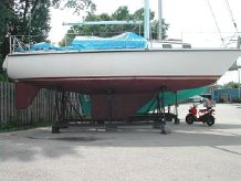 1982 Seafarer Swiftsure