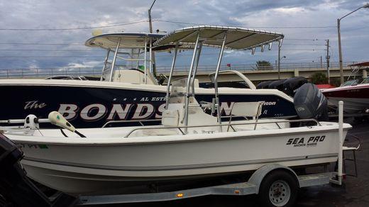 2004 Sea Pro 1900 CC