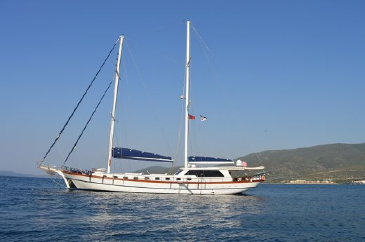 2011 Blue Paradise Shipyard CUSTOM BUILT SCHOONER