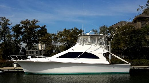 1995 Ocean Yachts Sportfish