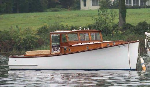 1932 Classic Maine Picnic Boat