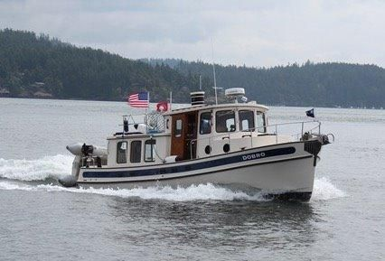 1990 Nordic Tug 32
