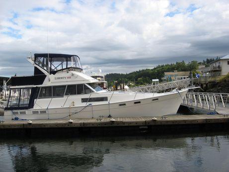 1989 Bayliner 38 Motoryacht w/thrusters