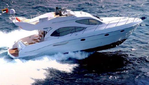 2011 Prestige Yachts Invest Majesty 44