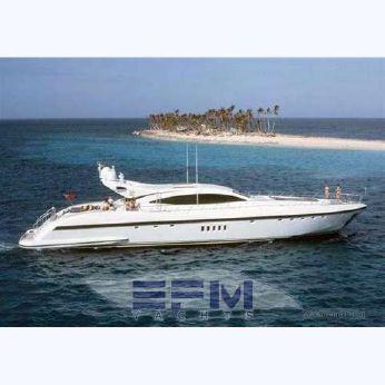 2007 Overmarine Mangusta 80 HT