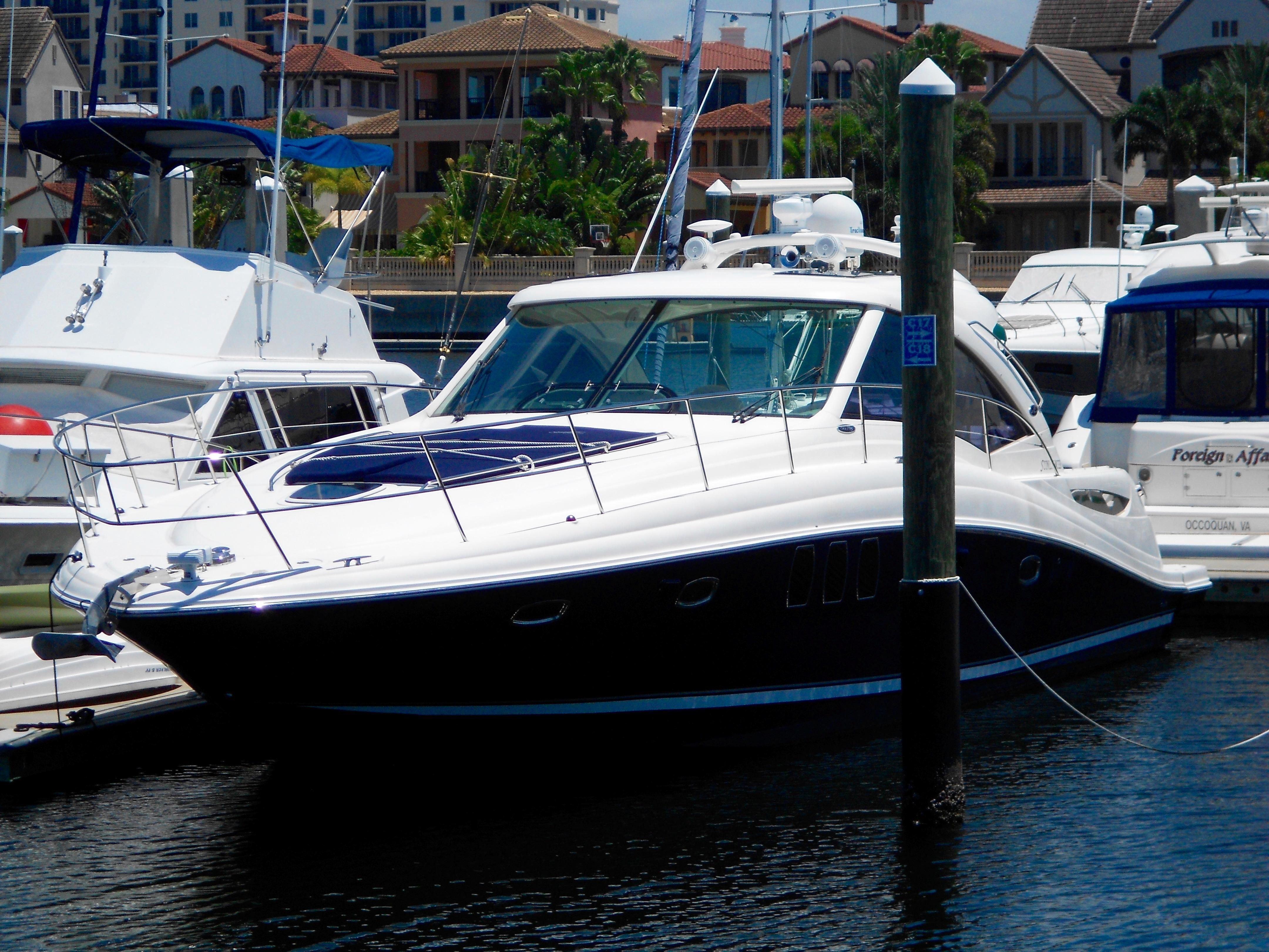 2006 sea ray 48 sundancer power boat for sale www for Sea ray motor yacht for sale
