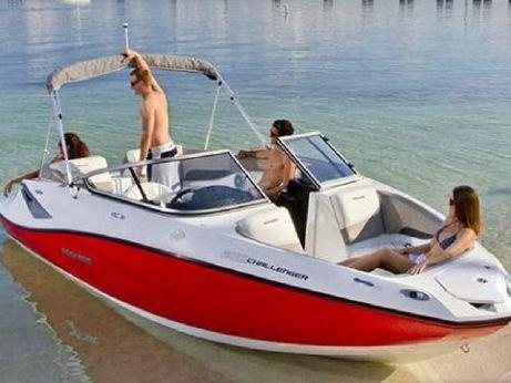 2012 Sea-Doo Sport Boats 23 Challenger